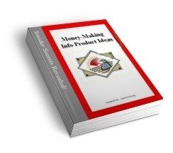High Profit Info Products ebook image